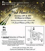 Mad About Art
