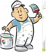 Painter available (for interior or external work)