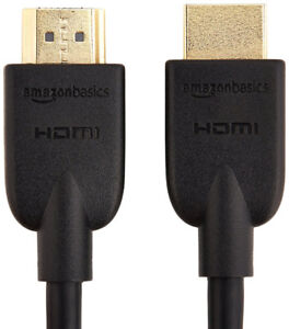 HDMI to HDMI 6Ft cable Premium 3D,1.4 High Speed - New