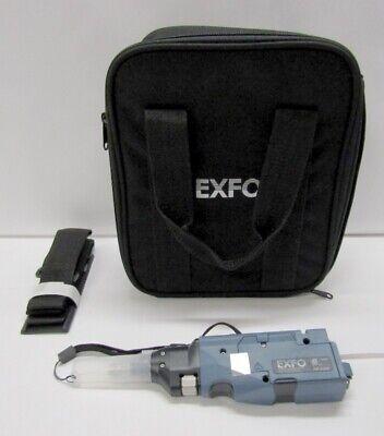 Exfo Fip-435b Ver. F Fiber Inspection Probe Fiberscope Usb July 2015 W Case