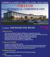 Exceptional Condo Units Available in Stoney Creek