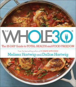 Whole30 HARD COVER