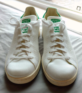 Adidas Stan Smith Primeknit, sz 9.5