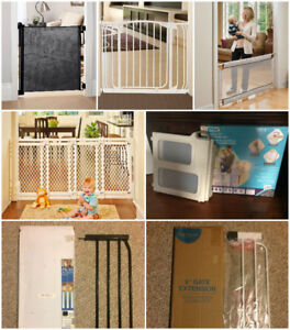 Brand New - Baby gates and Extensions