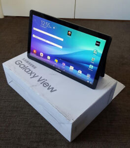 18.4'' Samsung Galaxy View Tablet