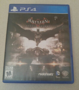 Batman Arkham Knight PS4 Mint Condition
