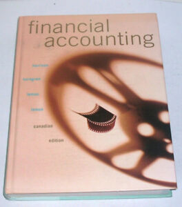 Financial Accounting, Canadian Edition
