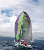 1999 Antrim 27  race boat for sale