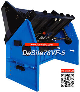 Topsoil/Gravel Screener for Skidsteers;Tractors;Excavators