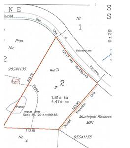 Casa Rio acreage lot for sale