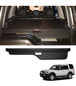 Land Rover Discovery 3/4 Load Cover/Parcel shelf