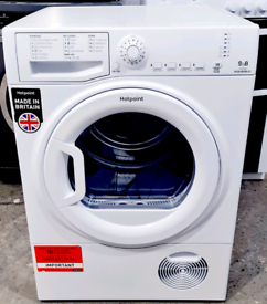 Brand New 9kg Hotpoint Condenser Dryer- Free local delivery