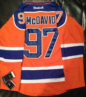Connar Mcdavid And Nathan Mackinnon Jerseys! Brand New With Tags