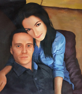 Customized Art- Oil Paintings from your Photos