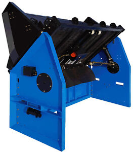 Topsoil/Gravel Screener for  Skidsteer;  Tractors; Excavators