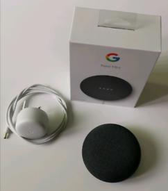 Google Nest Mini (2nd gen) speaker - like new