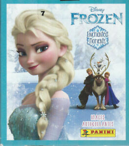Disney Frozen Enchanted Moments Sticker Box (50 Packs)
