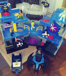 Toys..Batman..turtles..lego