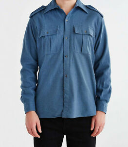 Renewal Vintage Italian Long-Sleeve Shirt