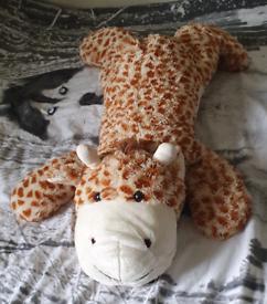 Large Giraffe Soft Toy