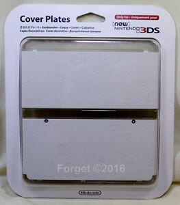 For Sale. New Nintendo 3ds Cover Plates No.023 (EMBOSS)