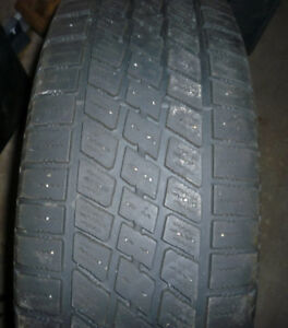Tire Dunlop SP40 ALS P215/65R15 95S M&S