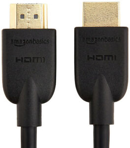 HDMI to HDMI 6Ft cable Premium 3D,1.4 High Speed