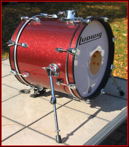 Bass drum a vendre/Bass drum for sale