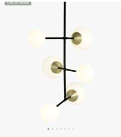 Brand new MADE pendant light fitting