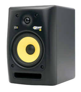 KRK Rokit 6 Gen 2 Studio Monitors (pair) including 25ft cables