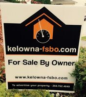 Sell your home FSBO and save money!!