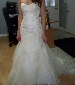 Brand New Maggie Sottero Palartzo Wedding Dress size 8 Belleville Belleville Area image 2