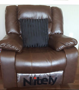 Single Seat Chair with Recliner