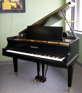 "Baldwin 5'8"" Grand Piano"