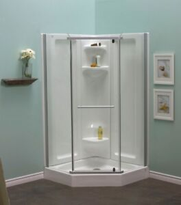 Brand New Mirolin Fibreglass Shower unit 40 inch
