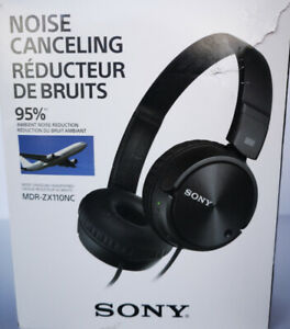 SONY HEADPHONES MDR-ZX11ONC