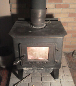 Looking for unwanted wood stove for project