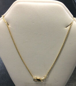 Chain  gold new  stock