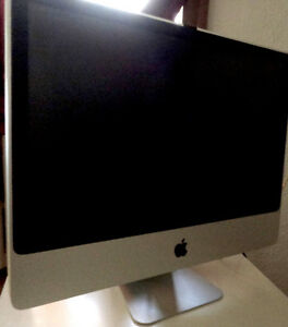 24-inch iMac: 3.02GHZ Intel Core 2 Duo, 1TB HD, 4GB RAM