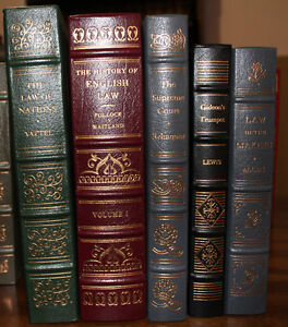 Gryphon Editions in the Legal Classics