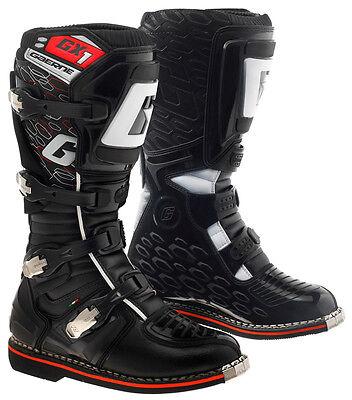 GAERNE GX1 BLACK MX BOOTS GOODYEAR SOLE MOTORCROSS MOTO-X OFF ROAD BOOTS Goodyear Road Boot