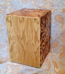 Cajon: 3n1 cajon 3 playing surfaces Tunable snare n tribal sides Cambridge Kitchener Area image 1