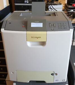 Lexmark C736dn Colour Laser Printer - AS IS/FOR PARTS