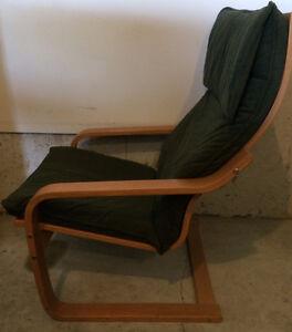 Ikea armchair POANG