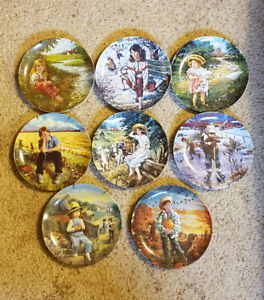 Stewart sherwood collector plates