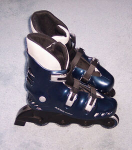 New Rollerblade w/AERO Wheels