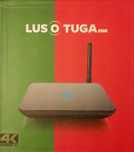 Android TV box with 600+ liveth channels
