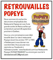 Retrouvailles POPEYE