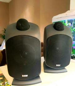 B & W LM1 speaker