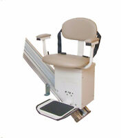 STAIRLIFT - like new- comes with extension